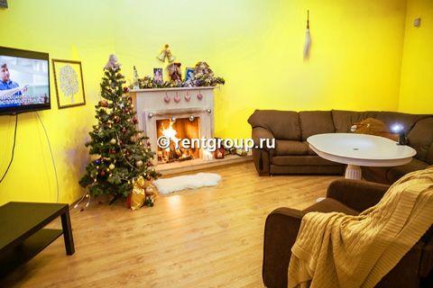 Лот №M5046465. Сдам коттедж по Ленинградскому шоссе 14км для проведение праздников,дни рождения и тд. для не шумной компании. На кухне вся современная бытовая техника,есть духовка,микроволновка,кофеварка. В доме 6 спален, спальное место рассчитано на...