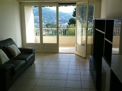In a residential district, pleasant apartment of the type 2 parts furnished. Calm and luminous environment, with released sight. It is made up as follows: entry, stay on terrace, an independent kitchen arranged and equipped, a large room with bathroo...