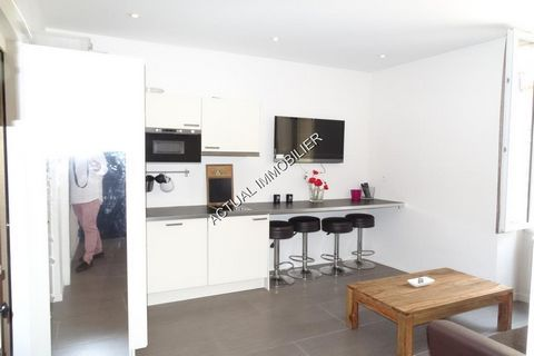 Apartment Floor 1st, Position east, General condition Excellent, Kitchen Open plan, Heating Separate electric, Hot water Separate Bedrooms 1, Shower 1, Toilet 1 Building Floor number 4, Construction Bourgois, Near to All conveniences Taxes Yearly pro...