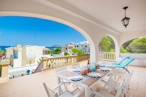 Fantastic house close to the sea welcomes 6 people in Son Serra de Marina Outside you can enjoy delicious lunches and dinners under the porch and admire the views while having a drink in good company. It also features a barbecue area where you can pr...