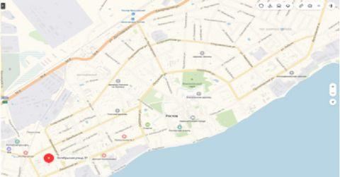 Продается однокомнатная квартира общей площадью 32.3 кв.м. (жилая площадь 17.5 кв.м.). Все коммуникации имеются (водоснабжение, канализация, электроснабжение, газопровод, вентиляция).