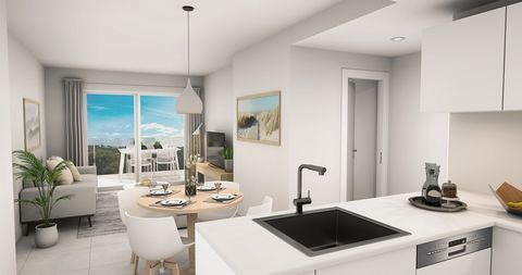 Prices from €256,000and#13;and#13;NEW APARTMENTS FOR SALE IN CALA D'OR, MAJORCAand#13;and#13;Compass is a development of 2-bedroom apartments, with Mediterranean style architecture and where the predominant colour is white. The development is surroun...