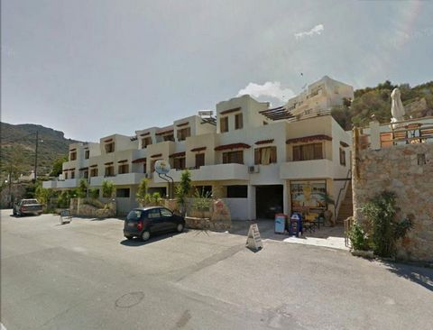 Located in Agios Nikolaos. Sale of a newly built tourist apartment complex in great location. A newly built holiday apartment complex for sale comprising of 15 self catering flats, fully equipped cafeteria, a comfortable reception area,a good-sized p...