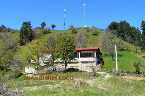 TEL.: ... ; 0301 69999/WE OFFER FOR SALE an ATTRACTIVE PROPERTY in a PRIVATE and PICTURESQUE PLACE with BEAUTIFUL VIEW TO the VILLAGE and the MOUNTAIN. IT CONSISTS OF: MAIN SEMI-MASSIVE INDUSTRIAL BUILDING-ONE-dimensional PREMISE WITH a ZP-441 sq. m ...