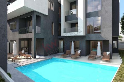 Newly built Luxury apartment, ground floor, 88sqm, in Kavori 150m. from The Beach of Little Crab. Excellent minimal construction of high standards and requirements. Parking outdoors 60sqm. It is shared with the 2nd apartment of the ground floor swim...