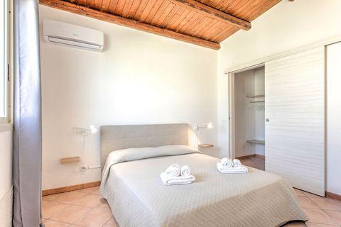 Questa casa vacanze a Marina di Ragusa dispone di una piscina privata per rilassarsi e fare un tuffo rinfrescante con i vostri amici. Ci sono 2 camere da letto per 2 persone. Ideale per una piccola famiglia o per una coppia in vacanza romantica, è il...