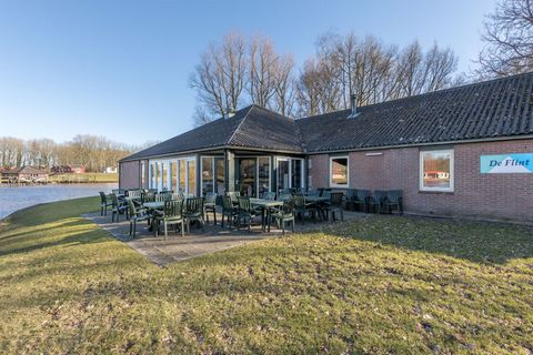 Hunzepark offers several accommodations specially designed for large groups. You can choose from different variants, all of which have a lovely view of the pond. There are two 36-person accommodations: in NL-9514-14 all the bathrooms have been adapte...