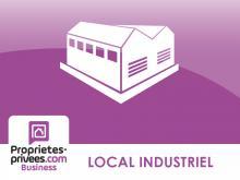 local industriel - morbihan