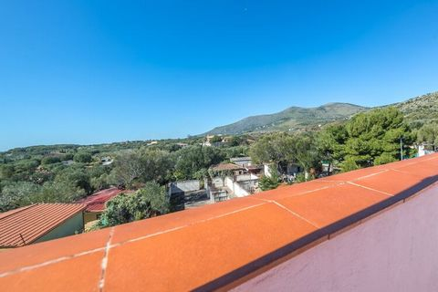 Live out your vacation that mirrors your dreams. Located in Marina di Camerota, this apartment can accommodate 4 people in 2 bedrooms. Ideal for a family, kids are also welcome here.Spiaggia Calanca lies a walk away and can be accessed after a drive....