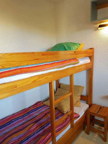 Located in the heart of La Joue du Loup ski resort, residence Le Relais consists of 6 floors. All apartments for 6 people have a balcony. This establishment is located at the foot of the slopes, close to shops and restaurants. Surface area : about 28...