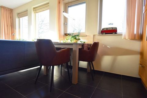 Located in Zuidwolde, close to the meadows in Drenthe, this serene holiday home is perfect for a couple on a romantic getaway. With 1 bedroom, this home can accommodate up to 2 guests. This stay has a furnished garden for you to enjoy a sunny brunch....