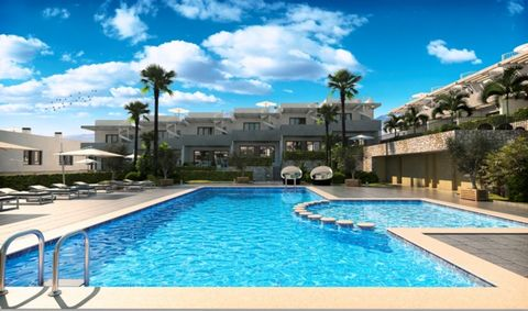 These Stunning, Modern and Luxurious, Three Bedroom Townhouses in Alenda Golf are located in the area of Monforte del Cid, situated just from 10-15 minutes from Elche. On the resort itself is a local main brand supermarket, bar, restaurant, clubhouse...