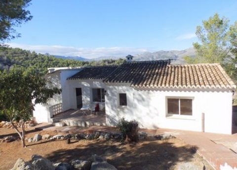 A four bedroom, two bathroom detached Villa that is being sold completely renovated. The property has spectacular panoramic views over the Orba Valley. This villa is located in a quiet road with a double driveway. Once inside the accommodation is all...
