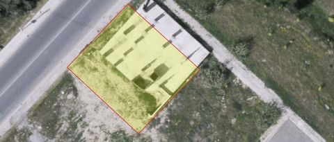 For sale a commercial building plot in Kiti village with an unfinished buildning. This square shape building plot is located in a central location identical for commercial purpose due to the fact that is facing a busy road. The commercial plot is app...