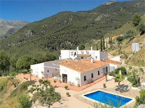 Successful Bed and Breakfast opportunity with 6 bedrooms and 6 bathrooms. Panoramic views from all terraces and the heated swimming pool on a plot of 3,500 m2. This impressive property has been finished to an exceptional standard and is located on th...