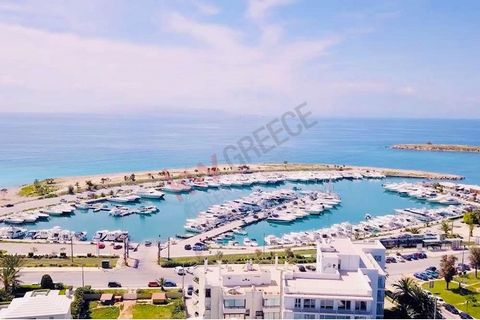 Luxury maisonette 3rd-4th floor, 246,10sqm. in a unique location in Glyfada Golf. Excellent construction with smart system for finger touch equipment for lighting, sound, awnings and air conditioning. Independent air conditioning and hot water system...