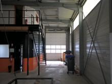 44 peripherie nantes - local industriel a vendre laurent le dû vous propose un local industriel récent dans un parc d'activités au sud ouest de nantes, visible depuis la route, en très bon état, d'une surface au sol de 150 m² avec un espace tertiaire...