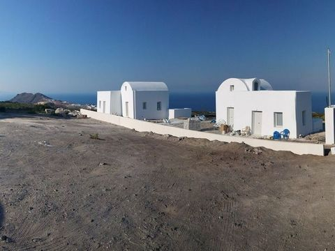 OPPORTUNiTY OF A LiFETiME. Available now!!! to the Discerning investor, are Four Free Standing Maisonettes, nestled within A quiet, SECLUDED & exclusively private Prime Location in imerovigli. Yet just a short 70 metres walk to Santorini's world reno...