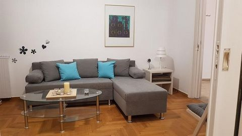 Moschato, Athens. For sale an apartment of 79 t m., 2nd floor, at 4 storey building. It is bright, airy, quiet, with balconies in front and back. Its layout includes living room, kitchen and 2 bedrooms with balcony doors, bathroom, wc, storage with w...
