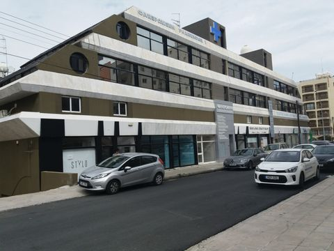 Available for sale a whole commercial building in Faneromeni area in Larnaca. An existing commercial building is available for sale in a perfect location in the heart of Larnaca Town. The building located in Faneromeni area with all services and amen...
