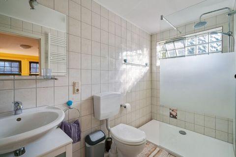 Es erwartet Sie ein modernes, gut ausgestattetes Appartement in Merschbach, einem idyllischen, kleinen Ort im Hunsrück nicht weit von der Mosel. Das Appartementhaus, in dem sich dieses und weitere Ferienappartements (DE-54426-06 und DE-54426-07) befi...