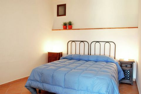 This pretty and comfortable apartment has 1 bedroom for 3 people in Velia. Ideal for a small family on a vacation, there is a wonderful garden where kids can play freely whereas you can relax on the garden furniture. The restaurants a few minutes dri...