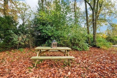 Buitenhuis in Holten staat op een perceel met een ruime tuin die je de mogelijkheid biedt om te kamperen in een tweepersoonstent. Met 2 slaapkamers biedt het verblijf plaats aan 4 gasten. Ideaal voor een gezin. Ontdek de mooie omgeving te voet of maa...