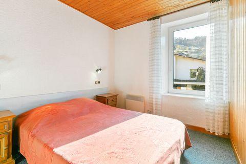 Cet appartement spacieux est situé dans le célèbre domaine skiable de La Bresse. L'appartement dispose d'un balcon avec une belle vue et de l'appartement a aussi une vue sur une aire de jeux pour les enfants. Idéal si les enfants veulent jouer à la b...