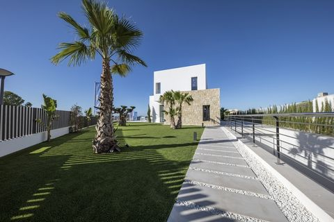 Property and Locationand#13;and#13;We are pleased to be able to offer you these exclusive properties which are situated in one of the most desirable locations on the Costa Blanca. These high quality detached homes are perfectly connected to be able t...