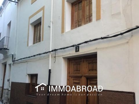 . You can find many more perfect properties in Ayora .Spain and surroundings on our website. IMMO ABROAD is the specialist in finding, buying, selling or renting your home abroad. Find the best villas, apartments, houses, farmhouses within your budge...