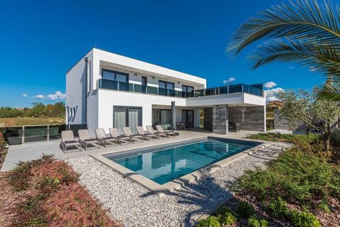 Welcome to Villa Sandy! This modern villa is located just 2 km from the lovely Istrian town of Novigrad. Our desire is for you to find much more in them than just luxury accommodation. The pool invites you and your entire group to take a swim or just...