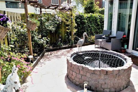 Een gezellige woning, geschikt voor 5 personen, op een steenworp afstand van Middelburg! Welkom in de vakantiewoning 'Diamond'! Op de begane grond is er een knusse woonkamer met moderne keuken, van alle gemakken voorzien. Aan de keuken is er een serr...