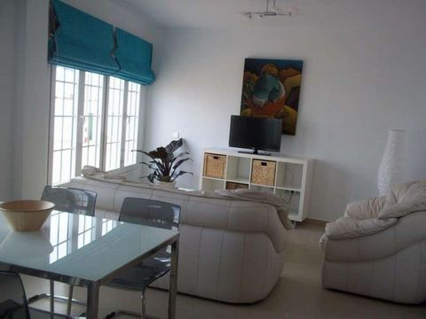 The apartment in Famara has 2 bedrooms and has capacity for 4 people. The apartment is cozy, is fully equiped, and has 70 m². It is located 200 m from Playa Famara sand beach, 21 km from Costa Teguise Golf Club golf course, 26 km from Aeropuerto Lanz...