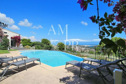 Seasonal Rental - Amanda Properties proposes for rent this villa recently built & ideally located in a spacious plot of 6000 sqm overviewing the sea & the hills. The villa of 250 sqm on two levels enjoys maximum sunshine and great benefits. Offering ...