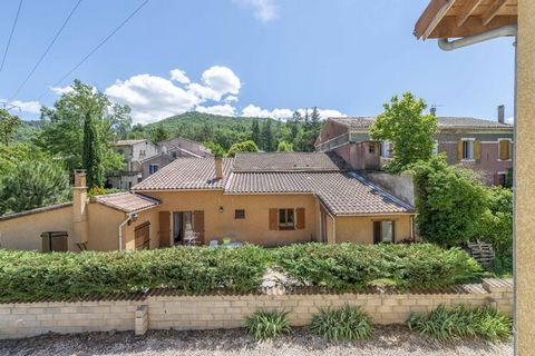 Exotic nature with lots of sunlight and green boulevards come here to fuse and provide you with a memorable experience. Located in Gagnières, this holiday home can accommodate 6 people in 2 bedrooms. With a private swimming pool, you can hold session...