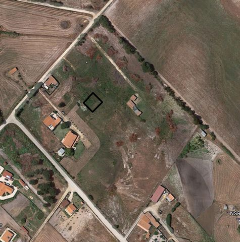 Regular rustic land in co-ownership in the freixial forums 4 km from the Atlantic coast and 3 km from the Mira River. (ref:C0252-00707)