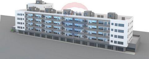 EMPREENDIMENTO PALACE VIEW FRACÇÃO E (BL. 1) com varanda e arrumos - T2 Apartamentos com Tipologias T0, T1, T2 e T3 Este empreendimento foi concebido a pensar no bem estar público, pela sua localização, por toda a envolvente, pela sua organização de ...