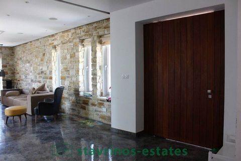 For Sale Detached house, Oroklini (Voroklini) , 387 sq.m., In plot 2309 sq.m., 1 Levels, Ground floor Floor, 3 Bedrooms, (1 Master), 2 Bathrooms, 3 WC, 1 Κitchen/s, Floors: Tiles, Dours: Aluminum, 2 parking, Building Year: 2013, Status: Amazing, Feau...