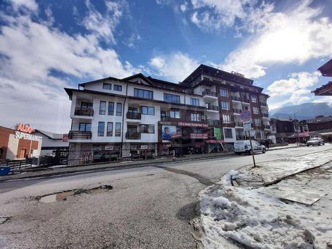 For more information call us on ... or 02 425 68 23 and quote the property reference number: Bns 75991. Responsible broker: Elena Kochukova We offer you a good opportunity to invest in a trading room in the most popular and visited winter resort in B...