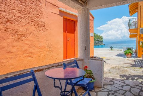 The house measures 72sqm and consists of a sitting-kitchen area in open plan and a bathroom on the ground floor and two bedrooms of which one has en suit bathroom, on the first floor.Also there is a balcony with a great view to the sea, visible from ...