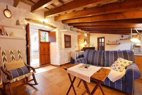 Montserrat is a restored stone country house located in the outskirts of the village of