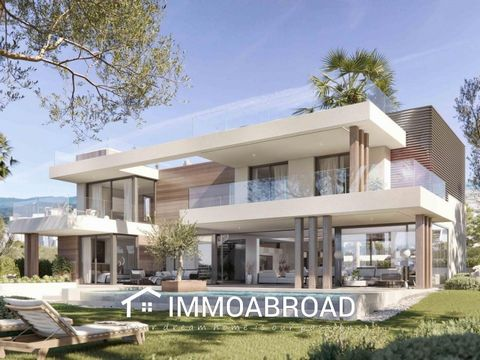 The New Golden Mile becomes the host of today's most elegant luxury concept – an unprecedented development. 13 unique villas where Avant-Garde design marks a turning point for connoisseurs of fine living. In a charming atmosphere, bathed in the light...