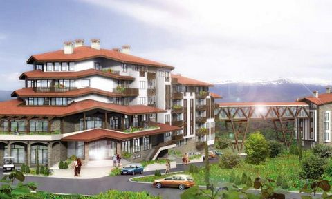 SUPER PROPERTIES Agency: ... present for sale a building with Act 14 with a project for a hotel complex next to the famous Pirin Golf Course. The complex is located in the picturesque valley between Bansko and Razlog, from where you can find panorami...