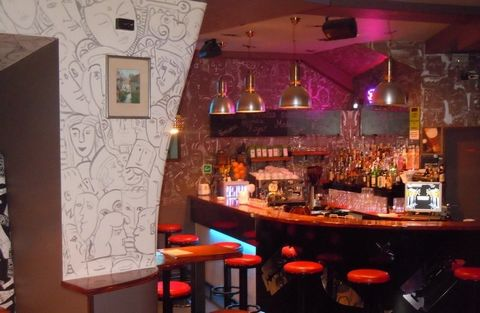 Location: Primorsko-goranska županija, Rijeka, Centar. Coffee bar for sale - disco bar in the center of Rijeka. Superbly decorated and equipped, air conditioned, soundproofed with a smoking permit and a night work permit. In addition to the closed pa...