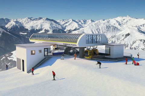 This brand new holiday home - its construction was only finished in 2016 - is located in close proximity to the two ski lifts of the Penkenbahn and the Horbergbahn at Mayrhofen. This location gives you easy access to any of the surrounding ski areas....