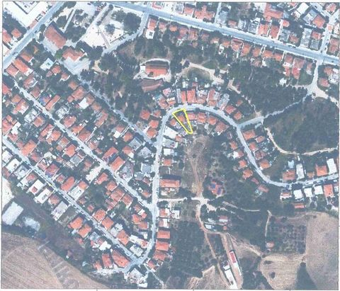 For sale plot of land of 318.99 sq.m. in Ierisso, Chalkidiki. The plot is suitable for building a holiday home. Ierisso – a village by the sea, located on the third finger of the Chalkidiki peninsula. Price – 65.000 euro