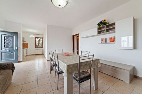 Welcome to this modern abode in Agropoli which is a perfect amalgamation of elegance, modernity and comfort. This apartment with 3 bedrooms can host 6 guests, generally families with children and groups and has everything from a furnished garden to a...