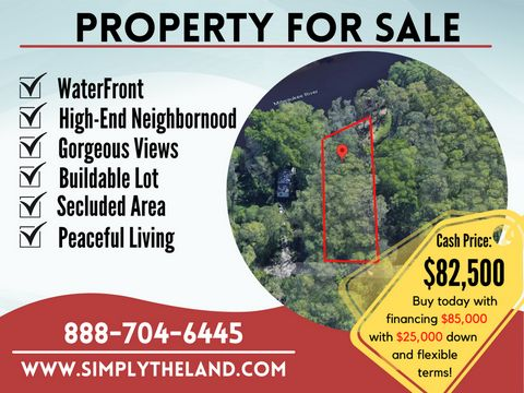 Located in Mequon. 0.32 Acre, Building Lot in High-End Neighborhood. Waterfront Property to Milwaukee River. Mequon, Wisconsin. Fast Growing Area. Similar Property Listings Starting $130,000. BUY TODAY FOR $82,500!! This property is located just outs...