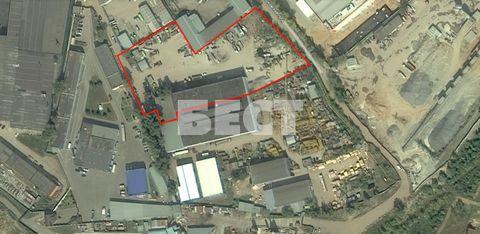 Земельный участок - для производственных целей, категория – земли нас.пунктов, площадью 12 000 кв. м. кадастр.№ 50:22:0060601:83, часть административно-производственного здания, общая площадь 2293,9 кв. м, 1 этаж - пом. №1-28, 62-67,68; 2 этаж - пом....
