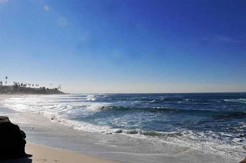 Detailed Description: Rare Offering! LaJolla's Jewel Oceanfront. Windows to the Sparkling Sea. Corner unit with stunning floor to ceiling white water views of the blue Pacific, tide pools, Sunsets and Sea Life. Enclosed patio overlooking the Ocean. P...